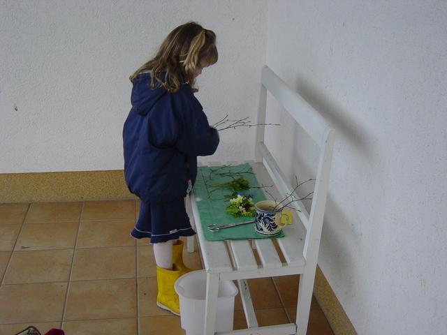 Prikaz nege cvetja